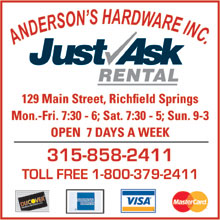 Anderson's Hardware, Inc.