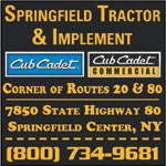 Springfield Tractor & Implement