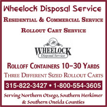 Wheelock Disposal Service